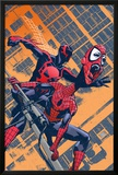 Exiles No.96 Cover: Spider-Man Posters by Tomm Coker