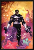 Punisher War Journal Annual No.1 Cover: Punisher Posters by Dave Wilkins