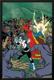 X-Statix Presents: Dead Girl No.1 Cover: Dead Girl and Dr. Strange Prints by Nick Dragotta