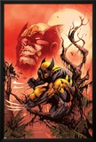 Wolverine: Killing Made Simple No.1 Cover: Wolverine Print by Stephen Segovia