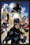 Uncanny X-Men No.505 Cover: Cyclops, Emma Frost and Dazzler Posters by Terry Dodson
