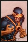 X-Men Forever No.18 Cover: Cyclops Photo by Tom Grummett