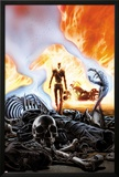 Ghost Rider No.6 Cover Poster by Ron Garney