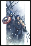 Ultimate War No.3 Cover: Wolverine Prints by Chris Bachalo