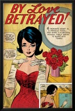 Marvel Comics Retro Panel: Betrayed Prints