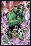 Incredible Hulks No.628: Hulk and Red She-Hulk Hugging and Kissing Posters by Tom Grummett
