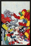 X-Statix No.21 Cover: Ant-Man Poster by Michael Allred