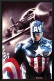 Captain America No.609 Cover: Captain America Prints by Marko Djurdjevic