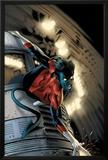 Nightcrawler No.5 Cover: Nightcrawler Poster by Greg Land