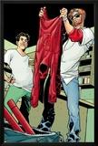 Daredevil: Reborn No.4: Matt Murdock, Froggy Nelson Posters by Davide Gianfelice