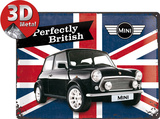 Mini - Union Jack Tin Sign