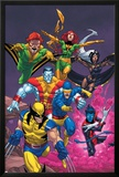 Uncanny X-Men: First Class No.2 Cover: Wolverine Prints by Roger Cruz
