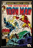 Marvel Comics Retro: The Invincible Iron Man Comic Book Cover No.124, Action in Atlantic City Posters