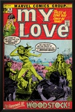 Marvel Comics Retro: My Love Comic Book Cover No.14, Woodstock (aged) Poster