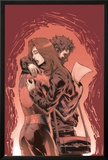 Marvel Knights Spider-Man No.19 Cover: Spider-Man, Mary Jane Watson, and Peter Parker Prints by Pat Lee