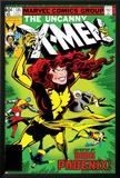 Marvel Comics Retro: The X-Men Comic Book Cover No.135, Phoenix Prints