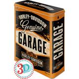 Harley-Davidson Garage Novinky (Novelty)