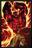 Hulk No.24: Rulk Fighting Prints by Ed McGuinness