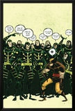 Wolverine First Class No.18 Cover: Wolverine and Madrox Prints by Skottie Young