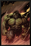 Hulk No.24: Hulk Walking Posters by Ed McGuinness