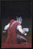 Thor: God of Thunder 7 Cover: Thor Prints by Esad Ribic
