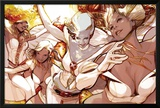 X-Men Evolutions No.1: Emma Frost Poster by Greg Tocchini