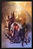 S.H.I.E.L.D. No.6 Cover: Leonid Posters by Gerald Parel