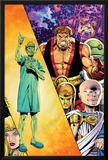 Hercules: Twilight of a God No.3 Cover: Hercules and Others Prints by Bob Layton