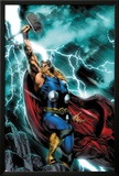 Thor: First Thunder No.1 Cover: Thor Standing Prints by Jay Anacleto