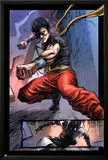 Spider-Island: Deadly Hands of Kung Fu No.1: Shang-Chi Photo by Sebastian Fiumara