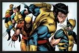 X-Men Evolutions No.1: Wolverine Posters by Patrick Zircher