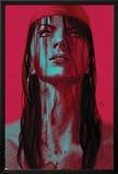 Thuderbolts 11 Cover: Elektra Poster by Julian Totino Tedesco