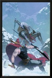 Thor: God of Thunder 16 Cover: Thor, Malekith Poster by Esad Ribic