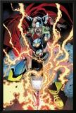 Thor: First Thunder No.1: Thor Smashing Posters by Tan Eng Huat
