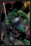 Incredible Hulks No.624: Hulk with a Sword Photo by Dale Eaglesham