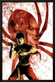Spider-Island: Deadly Hands of Kung Fu No.1 Cover: Shang-Chi Posing Prints by Sebastian Fiumara