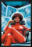 Heroes for Hire No.4 Cover: Misty Knight Sitting Posters by Doug Braithwaite