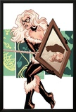 Amazing Spider-Man Presents: Black Cat No.4 Cover: Black Cat Standing Posters by Amanda Conner