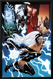 Origins of Marvel Comics: X-Men No.1: Storm Flying Photo by Terry Dodson