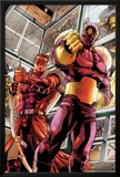 Hawkeye: Blind Spot No.1: Baron Zemo Print by Paco Diaz