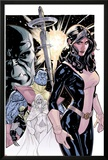 Uncanny X-Men No.535 Cover: Kitty Pryde, Colossus, Wolverine, and Emma Frost Posters by Terry Dodson