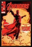 The Avengers: Age of Ultron - Behold the Vision! Comic Book Cover Style Posters