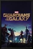 Guardians of the Galaxy: Rocket Raccoon, Groot, Star-Lord, Drax, Gamora Prints