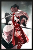 Journey into Mystery 650 Cover: Sif, Bodvar, Svip, Einhar Posters by Jeff Dekal