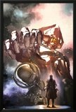 S.H.I.E.L.D. No.3 Cover: Gallactus Print by Gerald Parel