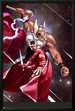 Journey into Mystery 652 Cover: Beta-Ray Bill, Sif Prints by Jeff Dekal