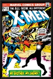 Marvel Comics Retro: The X-Men Comic Book Cover No.97, Havok, My Brother-My Enemy! Prints