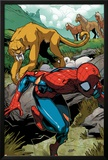 Marvel Adventures Spider-Man No.13: Spider-Man Running Print by Roberto Di Salvo