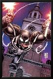 Venom 28 Cover: Venom Posters by Shane Davis