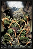 Incredible Hulks No.624: Miek has Trapped Hulk and Kazar Prints by Dale Eaglesham